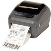 Zebra GK420D Címkenyomtató Termodirekt 203 x 203 dpi Etikett szélesség (max.): 110 mm USB, RS-232, Párhuzamos