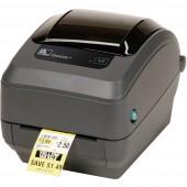 Zebra GK420d rev2 Címkenyomtató Termodirekt 203 x 203 dpi Etikett szélesség (max.): 110 mm USB, LAN