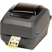 Zebra GK420t rev2 Címkenyomtató Hőátvitel 203 x 203 dpi Etikett szélesség (max.): 110 mm USB, LAN