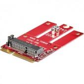 Átalakító M.2-ről mini PCIe-re, M.2 WLAN modulokhoz, Renkforce