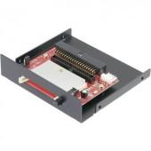 Csatlakozó átalakító adapter, 1x CompactFlash dugó, 50 pól. - 1x IDE alj, 40 pól., Renkforce