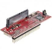 Csatlakozó átalakító adapter, 1x IDE dugó 40 pól. - 1x SATA kombi alj, 7+15 pól., Renkforce