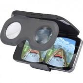 3D VR szemüveg, virtuális valóság szemüveg Basetech BT-VR-GO