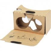 Basetech Headmount Google 3D VR Barna Virtiális valóság szemüveg