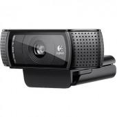 Full HD webkamera 1920 x 1080 pixel Logitech HD Pro Webcam C920 Csíptetős tartó