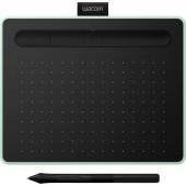 Kreatív digitalizá tábla digitális tollal, Wacom Intuos Comfort PB S fekete