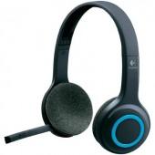 Logitech H600 Rádiójel vezérlésű headset, vezeték nélküli mikrofonos fejhallgató