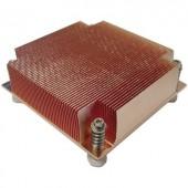 Passzív processzor hűtő, CPU hűtő, Dynatron K129