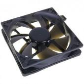Számítógépház ventilátor 120 x 120 x 25 mm, NoiseBlocker L-PLPS