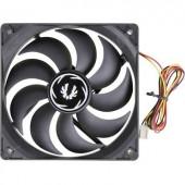 Számítógépház ventilátor 120 x 120 x 25 mm, fekete, Bitfenix Spectre