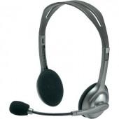 Sztereo headset, Logitech H110