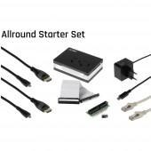 Allround Starter Kit Tárolótáskával, Házzal, Tápegységgel, HDMI kábellel, Noobs OS-sel MAKERFACTORY
