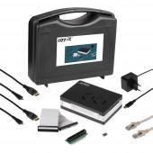 Joy-it Allround Starter Kit Tárolótáskával, Házzal, Tápegységgel, HDMI™ kábellel, Noobs OS-sel