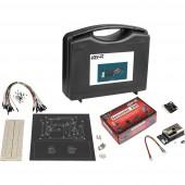 Joy-it Sensor Education Set Raspberry Pi/Arduino Tárolótáskával, Breadboard-dal, Érzékelőkkel