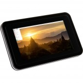 Joy-it Tablet PC Raspberry Pi® 4 B 4 GB 4 x 1.5 GHz Házzal, Tápegységgel, Noobs OS-sel, Hűtőbordával