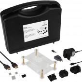 Renkforce Basic Set Házzal, Tápegységgel, HDMI™ kábellel, Noobs OS-sel, Hűtőbordával