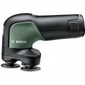 Bosch Home and Garden EasyCurvSander 12 06039C9001 Korongos csiszoló Akku nélkül, Tartozékokkal 12 V