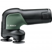 Bosch Home and Garden EasyCurv Sander 12 06039C9000 Korongos csiszoló Akkuval, Tartozékokkal 12 V 2.5 Ah