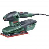 Rezgőcsiszoló Hordtáskával 250 W Bosch Home and Garden PSS 250 AE 0603340200 93 x 185 mm