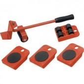 Bútorszállító, bútormozgató szerszámkészlet max. 150 kg-ig Meister Werkzeuge 419900