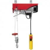 Elektromos csőrlő, motoros, láncos emelő 125/250kg-ig, Toolcraft 1550315