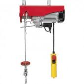 Elektromos csőrlő, motoros, láncos emelő 200/400kg-ig, Toolcraft 1553741