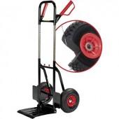 Molnárkocsi, kézikocsi max.200 kg-ig pro-bau-tec® 10540