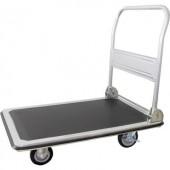 Összecsukható, platós kézikocsi, áruszállító kocsi, teherbírás max. 250 kg, pro-bau-tec 1499487
