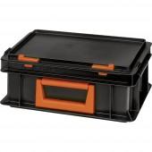 (Sz x Ma x Mé) 300 x 133 x 200 mm Fekete, Narancs Alutec Magnus PC 5 139205110188 1 db