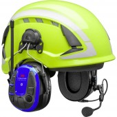 3M Peltor WS ALERT XPI MRX21P3E3WS6-ACK Hallásvédő fültok headset 35 dB 1 db