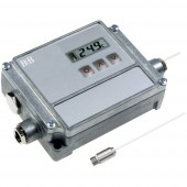 B & B Thermo-Technik DM21 D Infra hőmérő Optika 2:1 -40 ... +600 °C