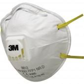 Finom por ellen védő maszk szeleppel FFP1 3M 8812 10 db