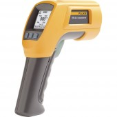 Fluke 572-2 Infra hőmérő Optika 60:1 -30 ... +900 °C Érintéses mérés