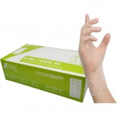 Vinil Eldobható kesztyű Méret (kesztyű): L EN 455 NITRAS 8100-L 100 db