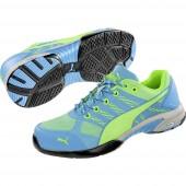 PUMA Safety Celerity Knit Blue Wns Low 642900-38 Biztonsági cipő S1P Méret: 38 Kék, Zöld 1 pár