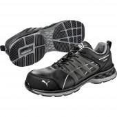 PUMA Safety VELOCITY 2.0 BLACK LOW 643840-40 ESD biztonsági cipő S3 Méret: 40 Fekete 1 pár