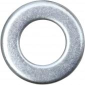 Alátét 6.4 mm 12 mm Acél Cinkezett 100 db SWG 407 6 25