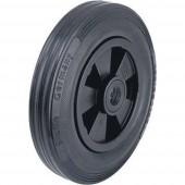 Blickle 20743 Kerék tömör gumi abronccsal és műanyag felnivel, Ø: 160 mm, kivitel: levegőnyomású köpenyek