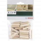 Bosch Accessories Tipli 40 mm 8 mm 2609255311 40 db