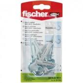 Fali tipli, dübel Fischer UX 6 x 35 RH K 35 mm 6 mm 94248 4 db