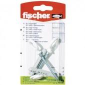 Fali tipli, dübel Fischer UX 8 x 50 OH N K 50 mm 8 mm 94297 2 db