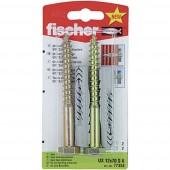 Fischer UX 12 x 70 S K Univerzális tipli 70 mm 12 mm 77858 1 készlet