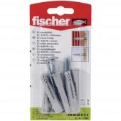 Fischer UX 8 x 50 RS K Univerzális tipli 50 mm 8 mm 77862 1 készlet