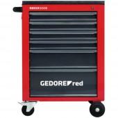 Gedore RED 3301663 Műhely kocsi MECHANIC 6 fiókok. 910x628x418
