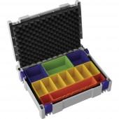 Szállító doboz Tanos systainer® I 80590755 ABS műanyag (H x Sz x Ma) 400 x 300 x 105 mm