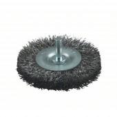 Bosch Accessories 1608622015tárcsa kefeØ 75 mm Acéldrót Szár átmérő 6 mm 1 db