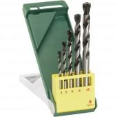 Keményfém Beton spirálfúró készlet 5 részes Bosch Accessories Promoline 2607019444 Henger szár 1 készlet