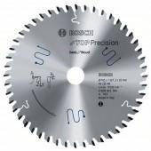 Körfűrészlap 165 x 20 x 1.8 mm Fogak száma (collonként): 32 Bosch Accessories Top Precision 2608642386 1 db