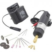 Mini fúrógép, mini csiszológép készlet Hobby Drill 2000