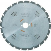 Keményfém fűrészlap Ø 216 x 30 mm, 48 fog
